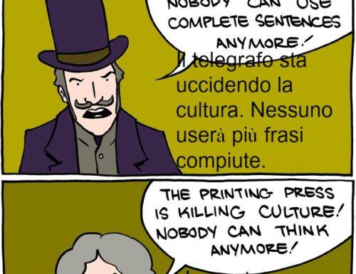 Chi ha ucciso la cultura?