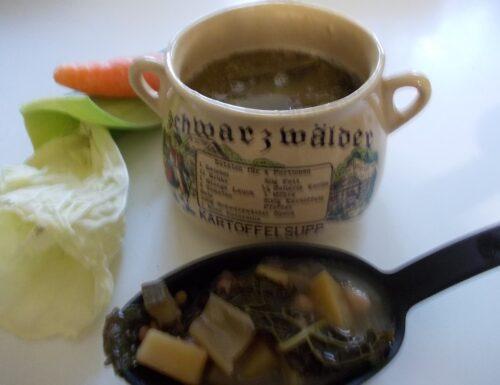 Soupe aux chuox