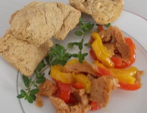 Spezzatino meat-free